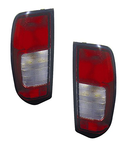 For Nissan FRONTIER ペア TAIL LIGHT 98-99 NEW (海外取寄せ品)