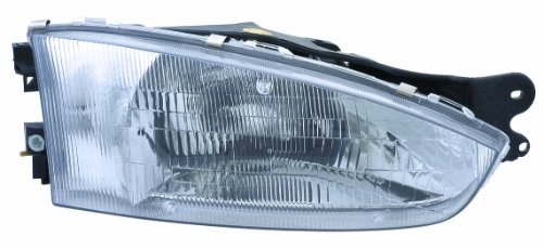 Mitsubishi Mirage Headlight Right Side (海外取寄せ品)