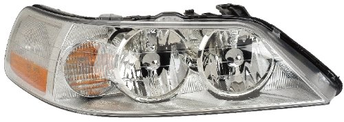 LINCOLN TOWN CAR RIGHT HEADLIGHT 03-04 NEW (海外取寄せ品)