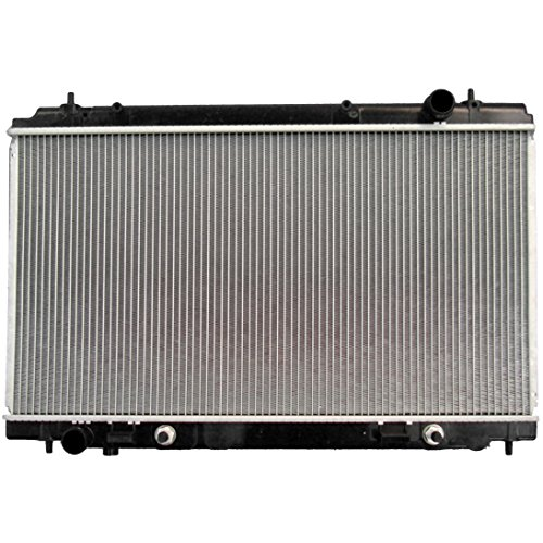 ECCPP Radiator 13038 for 2007-2009 Nissan 350Z Convertible Coupe 3.5L (海外取寄せ品)
