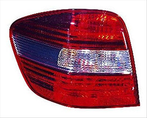 OE リプレイスメント Mercedes-Benz ML320/ML350/ML500 ドライバー Side Taillight Assembly (Partslink ナンバー MB2800125) (海外取寄せ品)