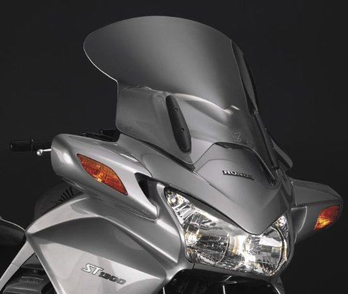 National Cycle VStream 19 in. Clear Windshield for 2003-2012 Honda ST1300 - One サイズ (海外取寄せ品)