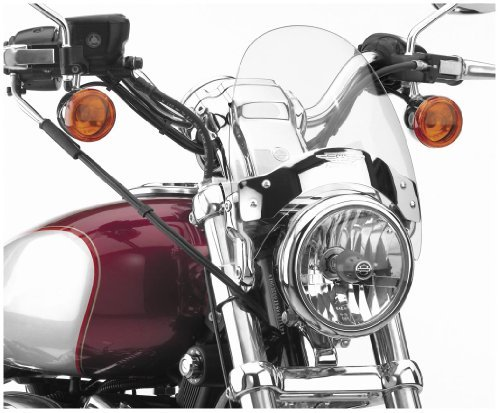 National Cycle Flyscreen Windshield, Light ティント N2534 (海外取寄せ品)