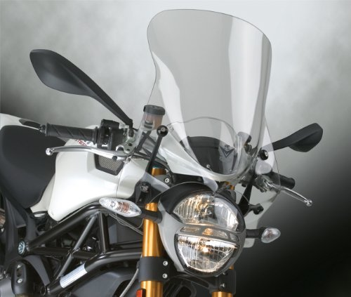 National Cycle N28214 VStream Light ティント Windshield for 2008-11 ドゥカティ M696/796 (海外取寄せ品)