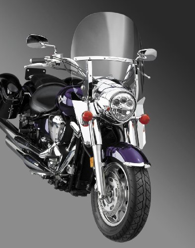 National Cycle SwitchBlade 2-Up Windshield N21105 (海外取寄せ品)