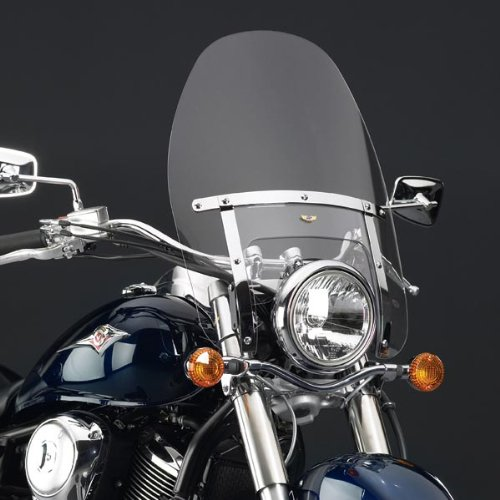 National Cycle Heavy Duty Custom Clear Motorcycle Windshield (海外取寄せ品)