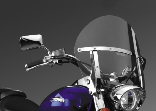 National Cycle SwitchBlade Chopped Windshield - Clear N21423 (海外取寄せ品)