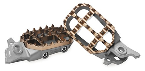 ProTaper 11-168A Footpegs 2.3 Magnesium プラットフォーム キット (KTM ミニ 11-168A) (海外取寄せ品)