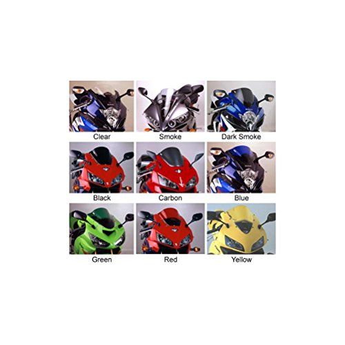 Puig レース Windscreen Clear for ヤマハ YZFR1 YZF-R1 04-06 (海外取寄せ品)