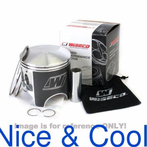 Wiseco 4366M09700 97.00mm 11:1 Compression Motorcycle Piston キット (海外取寄せ品)