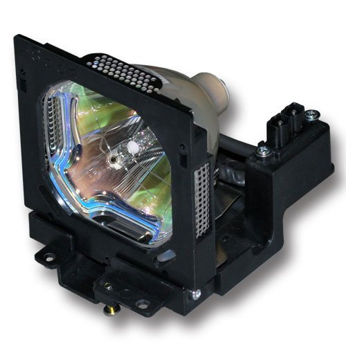 Compatible Eiki Projector ランプ, Replaces Part ナンバー POA-LMP52 with ハウジング 「汎用品」(海外取寄せ品)