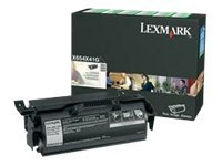 Lexmark - Toner cartridge - エクストラ ハイ Yield - 1 x ブラック - 36000 ページ - LRP, government GSA - for X654de, 656de, 656dte, 658de, 658dfe, 658dme, 658dte, 658dtfe, 658dtme (海外取寄せ品)