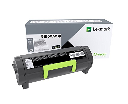 Lexmark 51B0XA0 MS517dn MX517de MS617dn MX617de エクストラ ハイ Yield Cartridge Toner (海外取寄せ品)