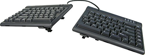 Kinesis Freestyle2 Ergonomic Keyboard w/ V3 Lifters for PC (9