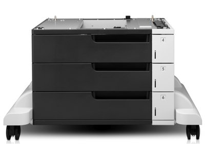 HP CF242A メディア tray / feeder - 500 シート in 3 tray(s) - for LaserJet Enterprise 700 (海外取寄せ品)