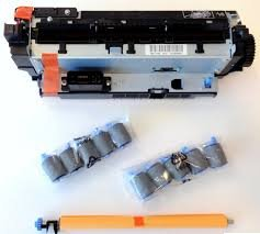 HP CF065-67901 Maintenance キット - インクルーズ fusing assembly for 220 VAC, transfer roller, and tray 2 ピック-up and feed rollers (海外取寄せ品)