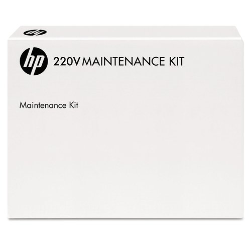 HP Inc. Maintenance キット -220V インクルーズ fuser assembly, F2G77-67901 (Includes fuser assembly transfer roller, and tray 2 スルー シックス roller kit) (海外取寄せ品)