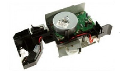 HP RG5-7789-050CN Fuser delivery ドライブ assembly - インクルーズ gears, モーター and microswitch for fuser ドライブ - Also ドライブ delivery roller (海外取寄せ品)