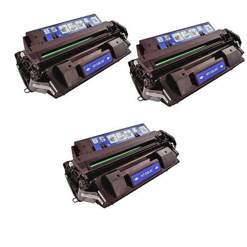 HI-ビジョン HI-YIELDS Remanufactured Toner Cartridge リプレイスメント for Canon L50 (3-Pack) (海外取寄せ品)