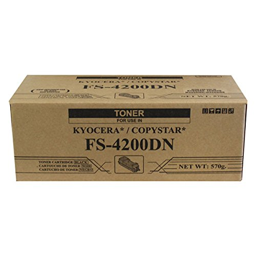 ジェネリック Generic GTK-3122 New Build ブラック Toner Cartridge Alternative for Kyocera TK-3122 570gm Ctg + Waste Container 21000 Yield 「汎用品」(海外取寄せ品)