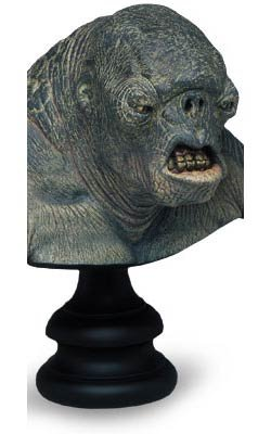 LOTR Sideshow Weta ロード オブ ザ リング Lord of the Rings ケイブ TROLL Scaled Polystone リミット Edition Bust (海外取寄せ品)