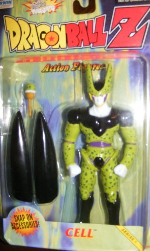 Dragonball Z The Saga Continues Cell Series 3 (Retired) 1999 (海外取寄せ品)