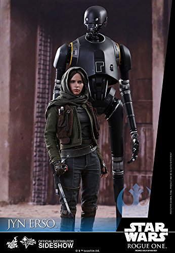 Jyn Erso (MMS404) Rogue One: A スターウォーズ Star wars ストーリー ムービー Masterpiece Series 1/6 Scale Figure (海外取寄せ品)