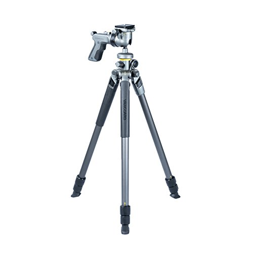 Vanguard Alta プロ 2+ 263AGH Aluminum Tripod with Alta GH-100 Grip Head and マルチ-Angle センター Column for ソニー, Nikon, Canon DSLR Cameras (海外取寄せ品)