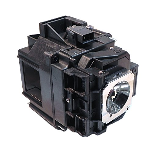 eReplacements ELPLP76-ER Compatible FP ランプ Projector アクセサリー (海外取寄せ品)