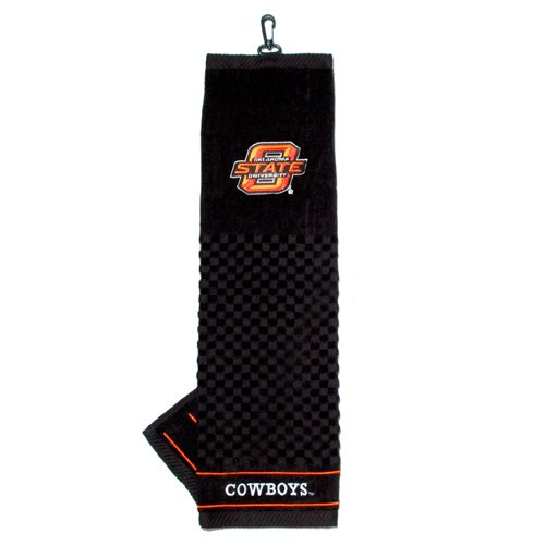 NCAA Embroidered Towel NCAA チーム: Oklahoma State (海外取寄せ品)