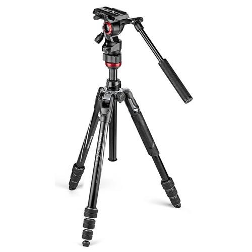 Manfrotto Befree Live ビデオ Tripod キット with ツイスト レッグ ロック (海外取寄せ品)
