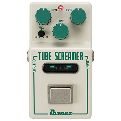 Ibanez NTS Nu Tubescreamer Overdrive Guitar Effects Pedal (海外取寄せ品)