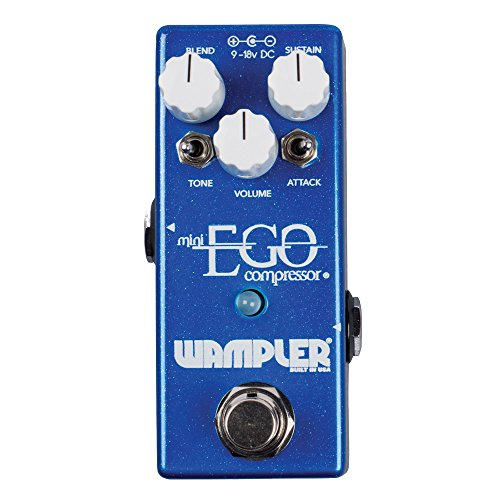 Wampler Pedals ミニ Ego Compressor Effects Pedal (海外取寄せ品)