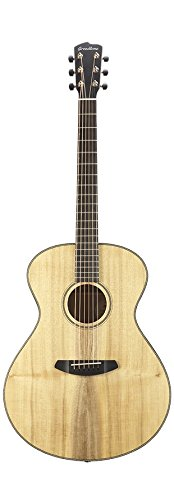 Breedlove Oregon Concerto E Myrtlewood - Myrtlewood Acoustic-Electric Guitar グロス ナチュラル (海外取寄せ品)