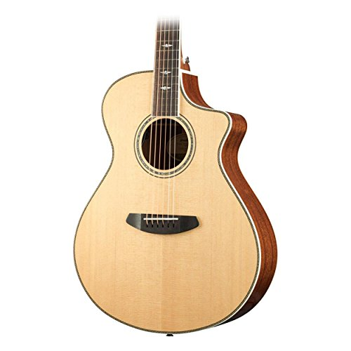 Breedlove Stage Concert CE Acoustic-Electric Guitar グロス ナチュラル (海外取寄せ品)