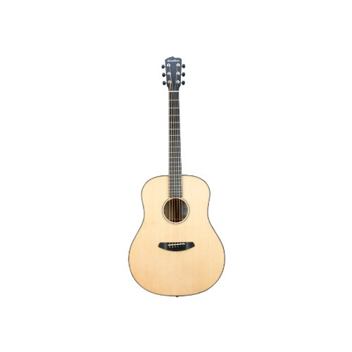 Breedlove Oregon Dreadnought Guitar 6-ストリング Acoustic-Electric Guitar w/ Hardshell ケース (海外取寄せ品)