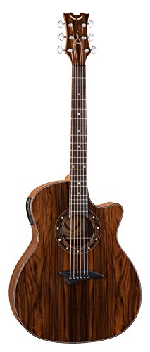 ディーン Exotica Cocobolo Acoustic Electric Guitar (海外取寄せ品)