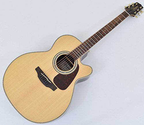 Takamine GD90CE-ZC Dreadnought Acoustic Electric Guitar ナチュラル With Gig Bag (海外取寄せ品)