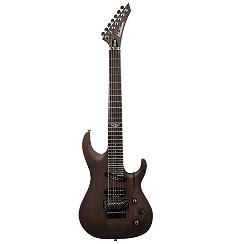 Washburn PXS29-7FRDSAM Parallaxe Carved Dbl カット セット ネック 7-ストリング ソリッド-Body Electric Guitar (海外取寄せ品)