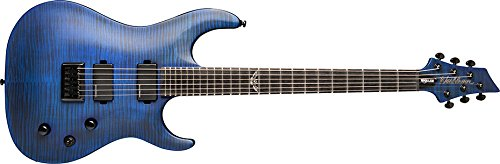 Washburn PXM200AFTBLM Parallaxe Carved Dbl カット セット ネック ソリッド-Body Electric Guitar (海外取寄せ品)