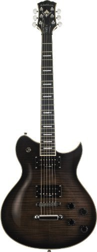 Washburn オリジナル Idol Series WIDLXLITEFBB Electric Guitar (海外取寄せ品)