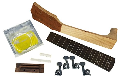 Soprano Ukulele Parts パック - Everything except the body! (海外取寄せ品)