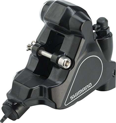 Shimano BR-RS405 Rear Flat-Mount ディスク Brake Caliper with レジン Pads (海外取寄せ品)