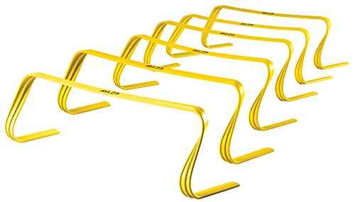"SKLZ 6x Hurdles- 6"" Ultra デュラブル, オール Purpose スピード Training, Agility, and Plyometric Hurdles (Set of 6). (海外取寄せ品)"