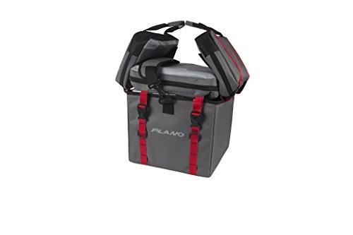 Plano PLAB88140 Weekend Series Kayak Crate ソフト Bags, グレー (海外取寄せ品)