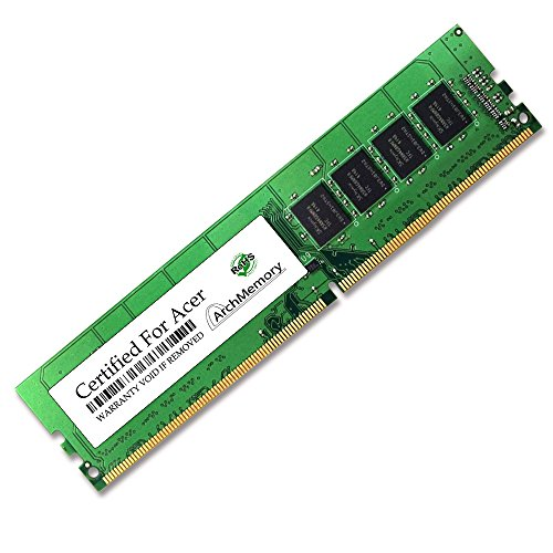 4GB Certified for エイサー Acer RAM | Veriton X Series Model VX2640G-G4400Z Upgrade by Arch メモリ memory (海外取寄せ品)