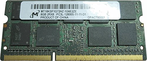 8GB 204p PC3-12800 CL11 18c 512x8 DDR3-1600 2Rx8 1.35V ECC SODIMM (海外取寄せ品)