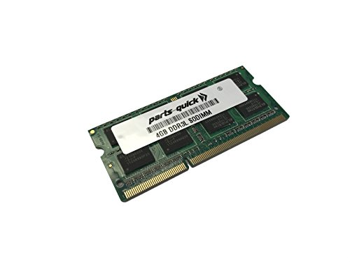 4GB メモリ memory for SYNOLOGY DS418play DDR3L SO-DIMM RAM モジュール (PARTS-クイック BRAND) (海外取寄せ品)