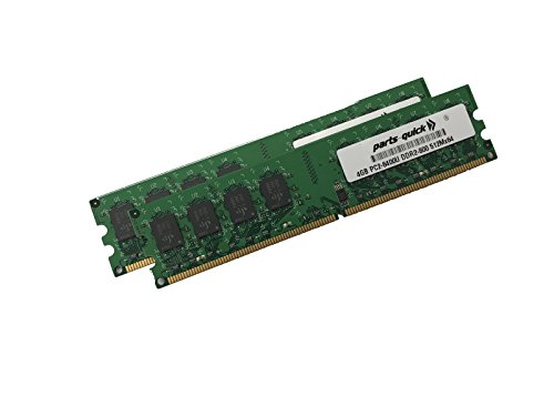 8GB デスクトップ PC2-6400 (2 X BRAND) 4GB) Memory for ASUS M3 Motherboard M3A78-T DDR2 800MHz PC2-6400 240 ピン デスクトップ DIMM RAM (PARTS-クイック BRAND) (海外取寄せ品), いま何度:e31db18a --- officewill.xsrv.jp