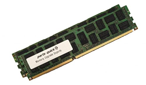 32GB キット (2 X 16GB) メモリ memory for Oracle サン Server X2-8 DDR3-1066 PC3-8500 レジスター DIMM (PARTS-クイック BRAND) (海外取寄せ品)